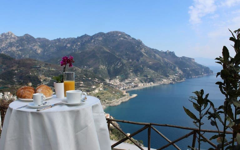 Sea View Villa - Ravello, Amalfi Coast - Ravello - Villa