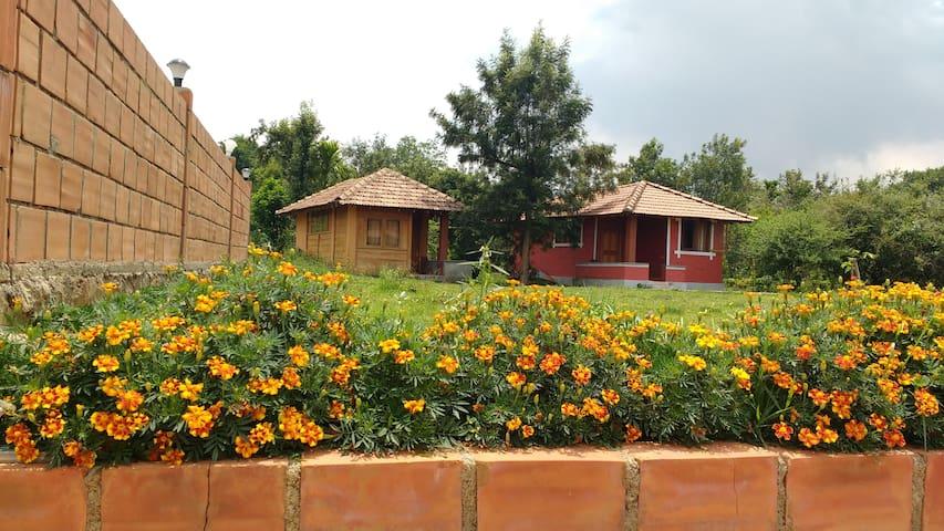TT Jungle Mount Adventure Cottage - 3 @ Madikeri