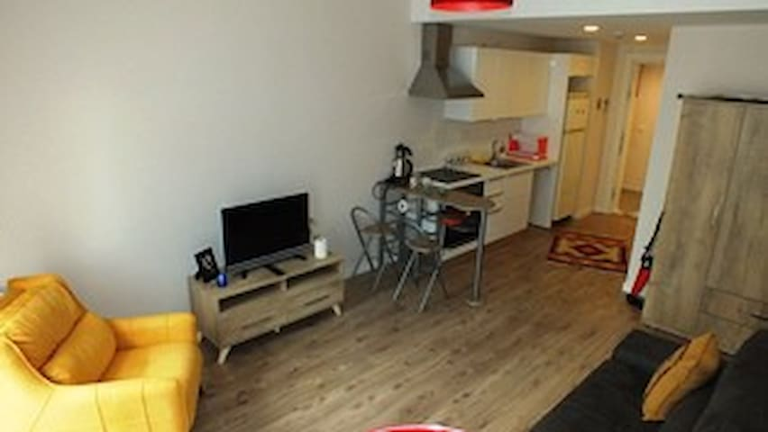 Apartment near John Hopkins Hospital - Darıca - Apartmen
