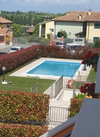Casa dolce casa vicino al Lago di Garda