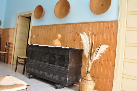 casa campidanese tradizionale - Solarussa