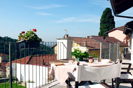 SAN ROCCO, PRIVATE APARTMENT WITH VIEW IN TURIN