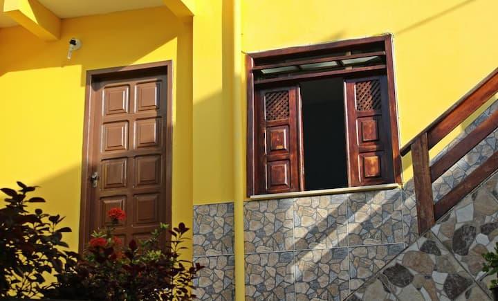 Casa da Val, seu cantinho no Morro