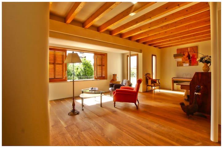 Apartamento muy luminoso y moderno,centro palma