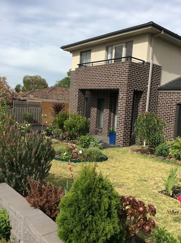 干净整洁的大房 - Mount Waverley - Condominium