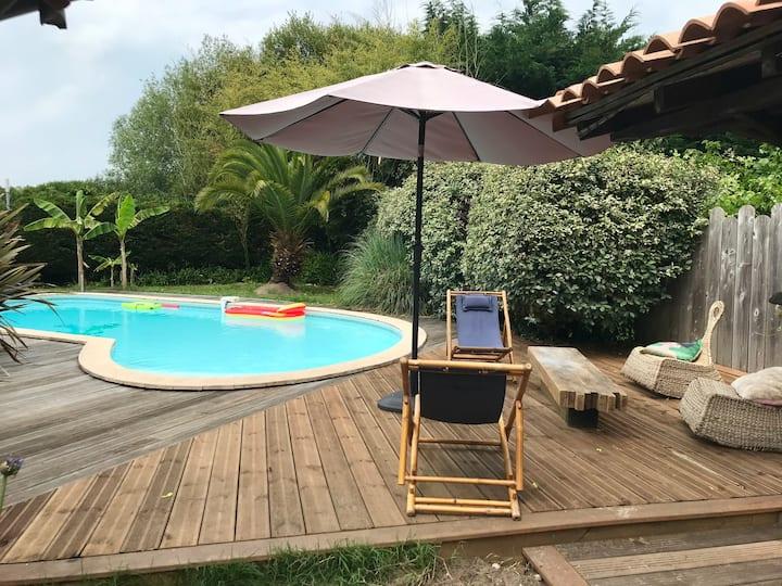 Agréable Villa avec piscine tout confort