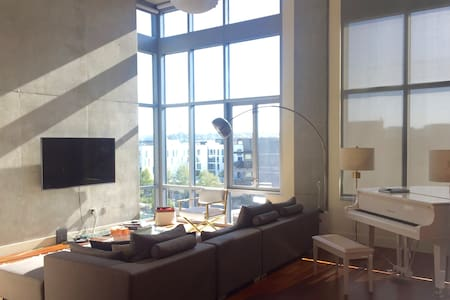 Spacious Penthouse Apartment - 1 Private room. - San Diego - Lakás