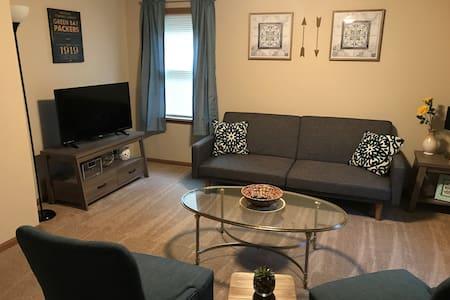 New 2 Bedroom Modern Upper Unit