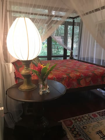 Garden Side Bedroom