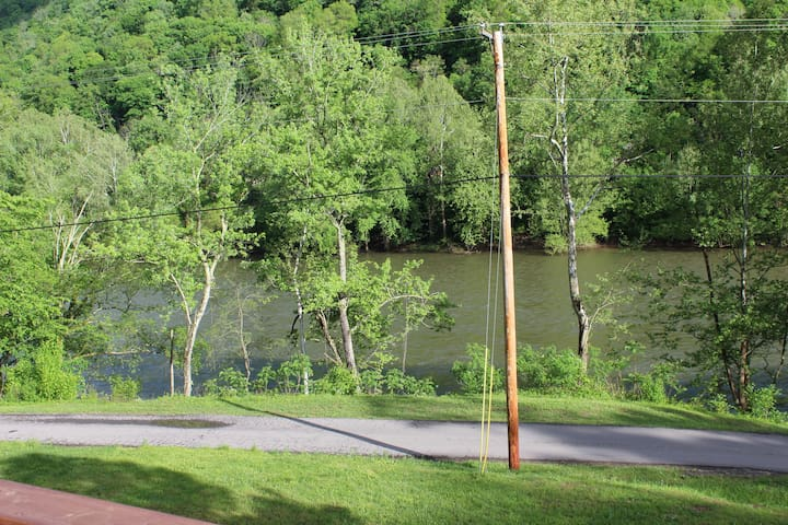 River Front Property Inside of the New RIver Gorge