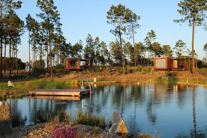 Fantástico Lodge T1 no Cocoon Eco Design