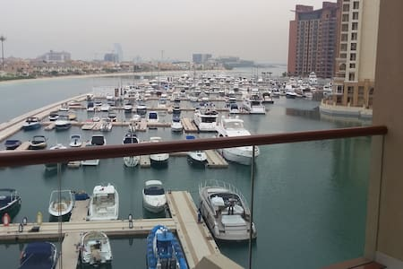 Large Seafront Studio - Palm Views East (Coral) - Dubai