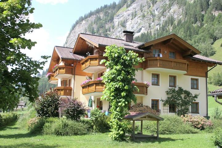 Comfortabel vakantiehuis in Salzburg vlak bij de piste