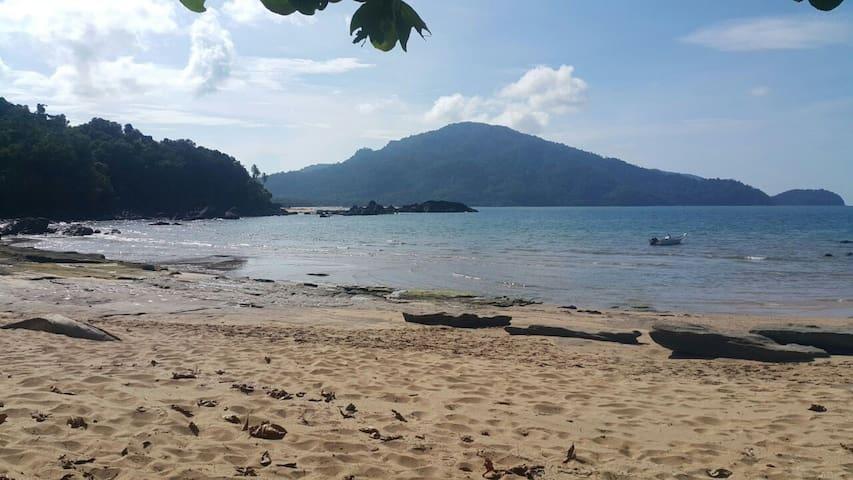 Pasir Sam Beach Villa - Sarawak - Sematan - Cabaña