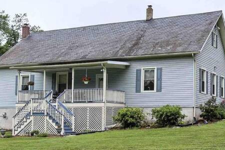 Charming Country Home with lots of room and land!
