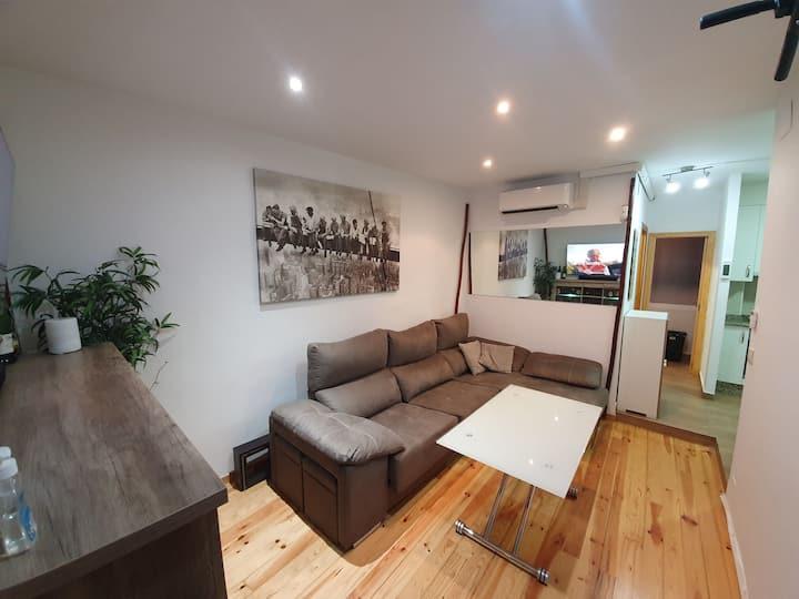 Bonito piso zona Arenal. WiFi,Netflix,Lavadora