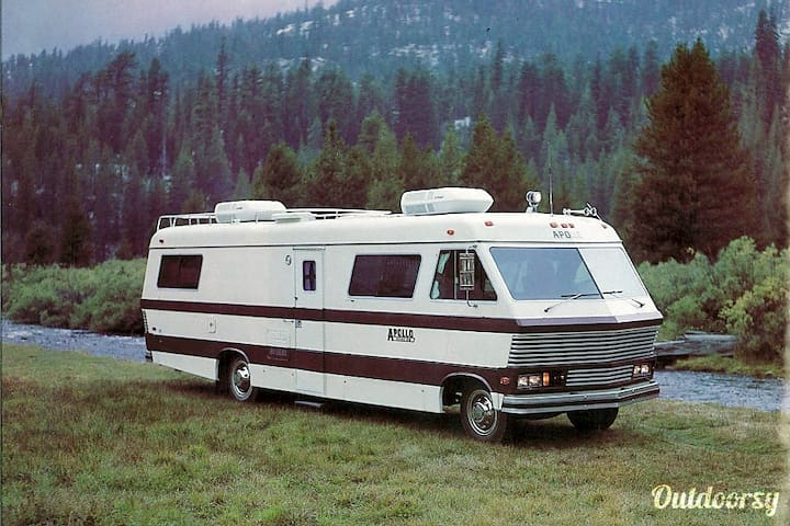 Edgar Allen Apollo The RV!