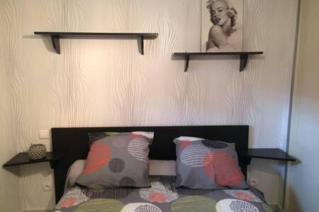 Appartement avec chambre au proche des stations - La Motte-Servolex