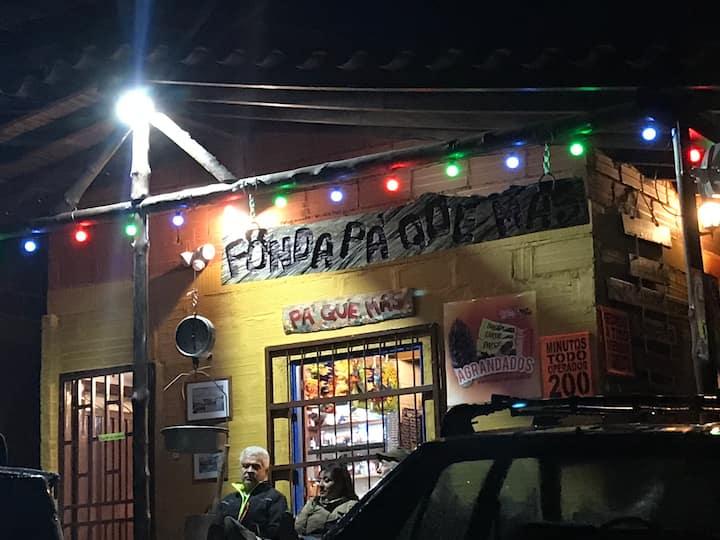 Fianca pa' que mas Guatape