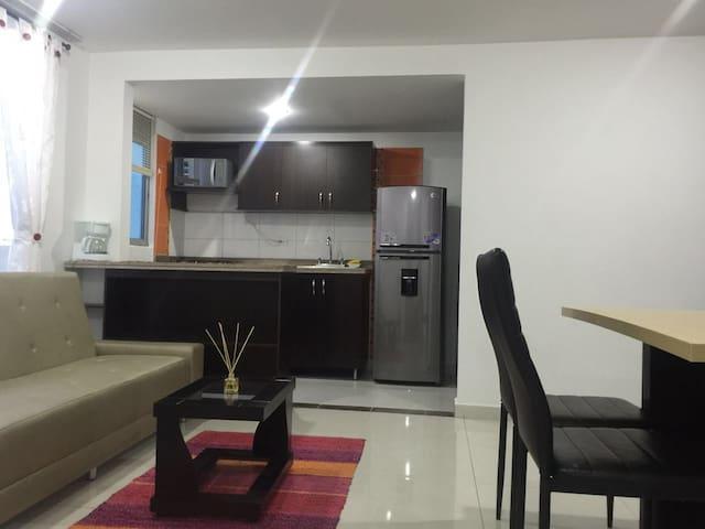 Apartamento en zona muy tranquila - Eje Cafetero - Quindio - Huoneisto