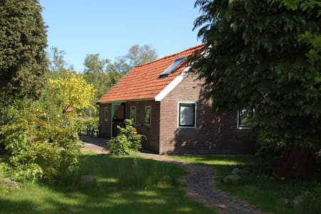 Cosy cottage - NorthEast of Holland - Hooghalen - Hus