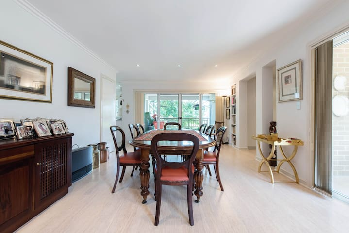 Tranquil & comfortable home - Rose bay - Pis