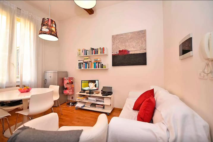 Cosy apartment in the center  - Bologna - Byt
