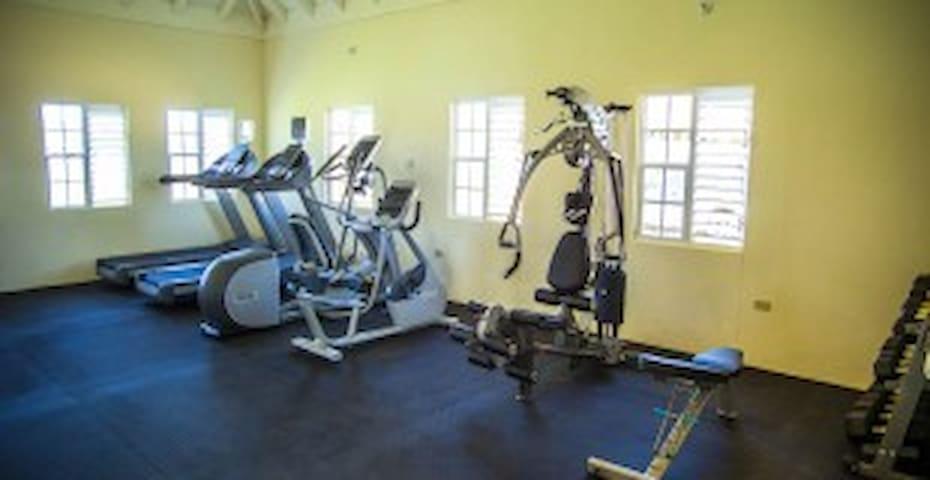 Club House Gym (Shared)