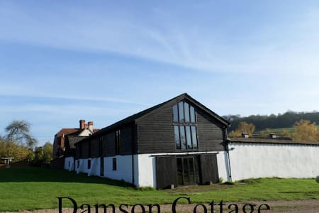 Damson Cottage at The Old Barns - Test Valley District - Haus