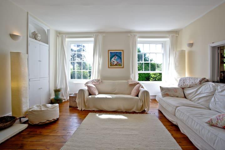 Beautiful light spacious apartment