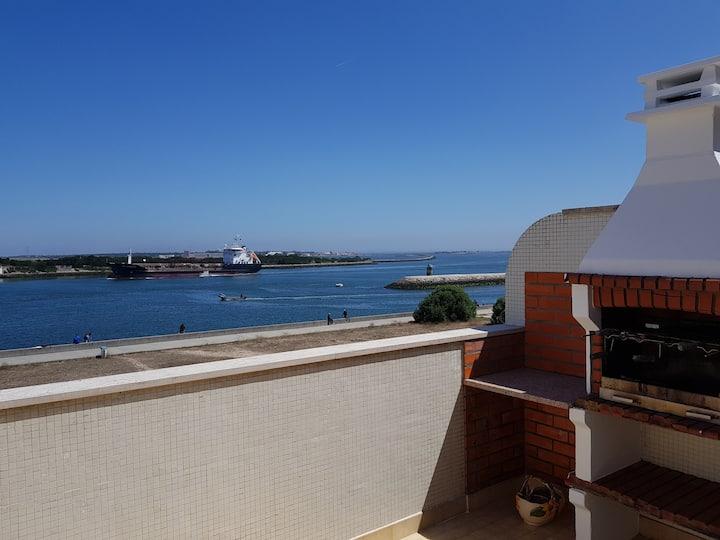 Apartamento T3 + 1 Duplex Praia da Barra Aveiro