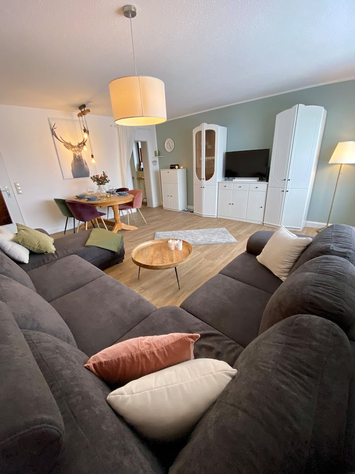 *NEU* Apartment Dittmann SNOW, BIKE & HIKE