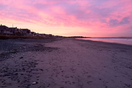 SUNNY & IMMACULATE SEASIDE DUPLEX - Hull - Apartment