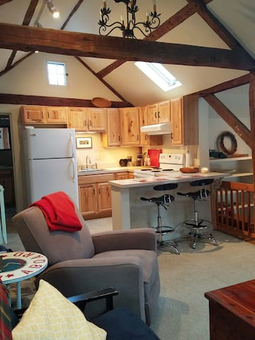 Country setting, perfect Farm to Table Destination - Hampton Falls - Apartamento
