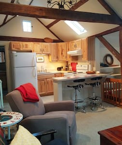 Country setting, perfect Farm to Table Destination - Hampton Falls - Apartment