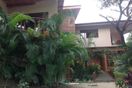 Stunning House near Blue Spirit, Nosara Costa Rica - Nosara - House