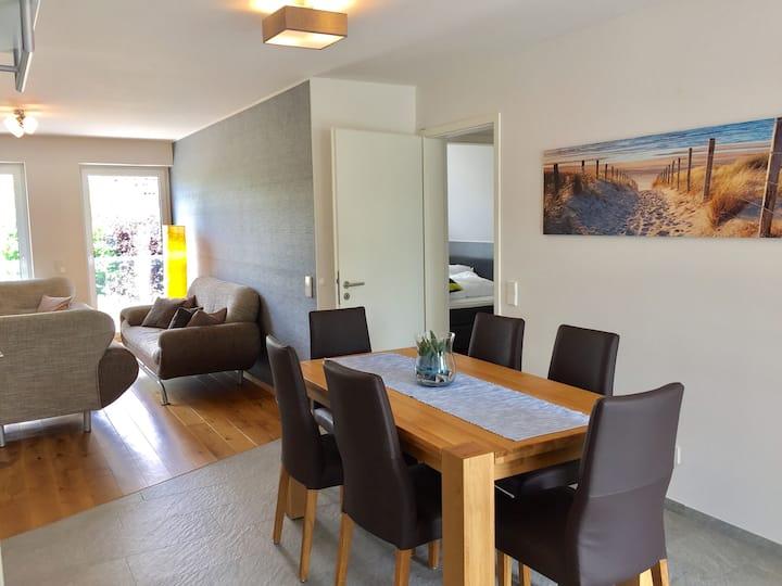 Ferienwohnung an der Steinfurter Aa (100 m²)