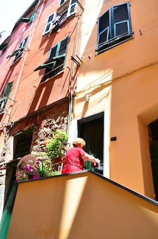 Zia Rina Room - Vernazza - Maison