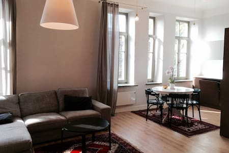 Beauty in the Heart of Art Nouveau - Riga - Apartamento