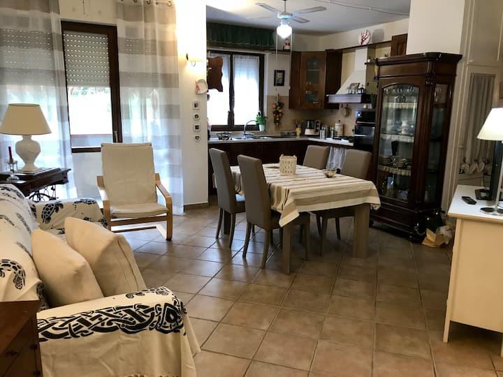 Appartamento accogliente di Gioia e Marisa