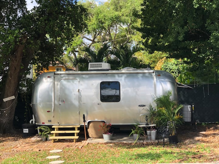G - Airstream in the Center of it All