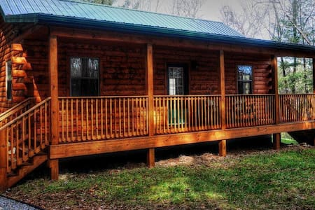Hickory Hideaway Cabins - The Pioneer