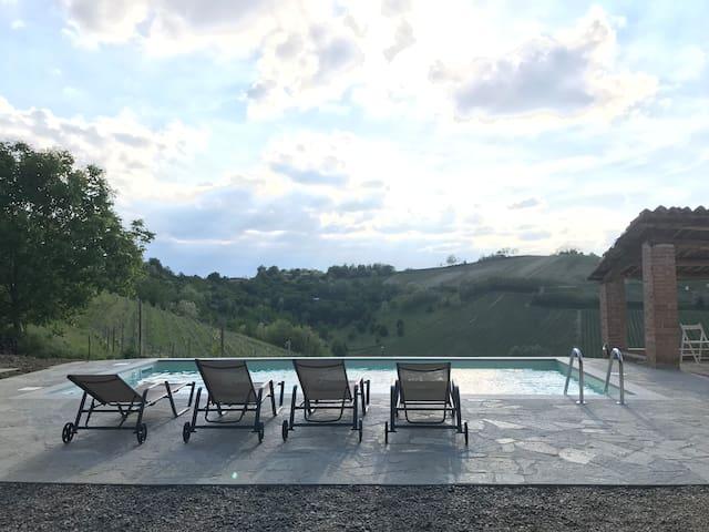 Cascina Allegria - Rosato -Vingård i Piemonte