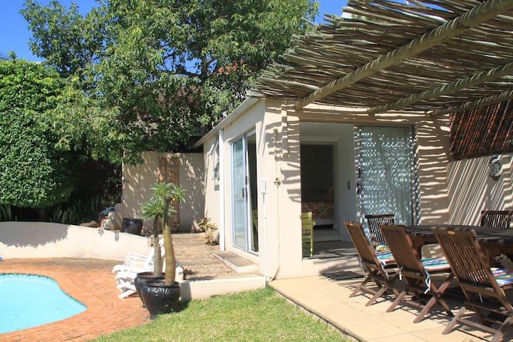 The Pool House, Berea, Durban - 伯里亞(Berea)