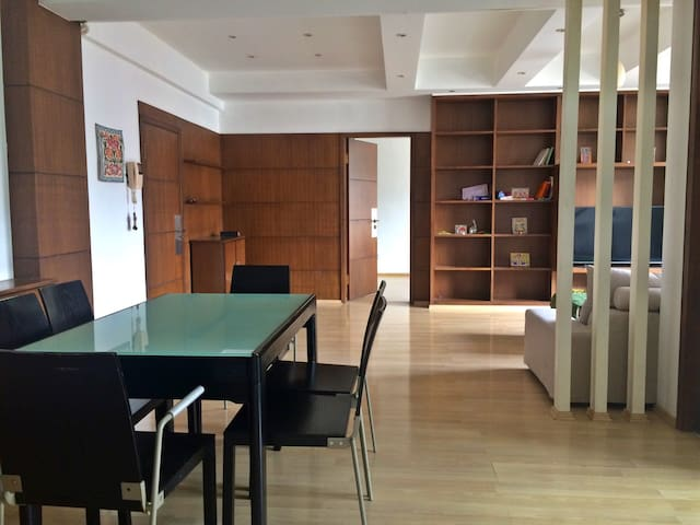 Beautiful Spacious Apartment near People's Square - Dalian