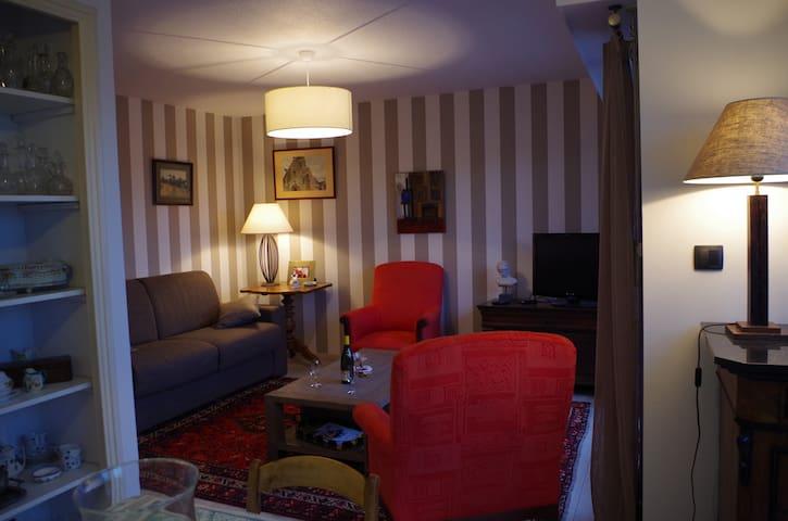 Charmant petit appartement à deux pas de l'Odet - Quimper - Apartament