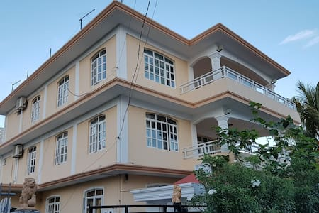 Appartement 3 chambres trou aux Biches - Pamplemousses District - Wohnung