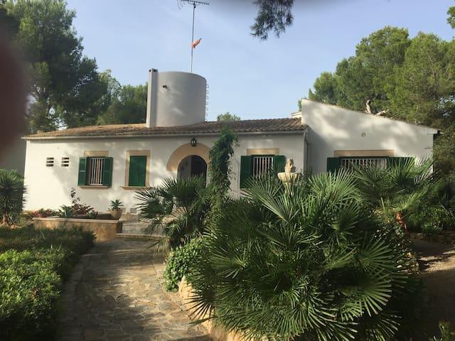 Sehr schönes und ruhig gelegenes Haus - Santa Ponça - Casa