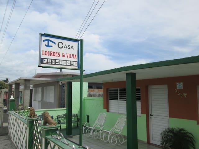 Casa Lourde y Vilma - Habitación - 2 - Playa Giron - 獨棟