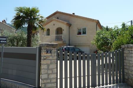 Appartement de charme dans villa Provencale - Buis-les-Baronnies - Apartment
